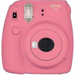 Fujifilm - Fujifilm Instax Mini 9 Instant Camera (Flamingo Pink)