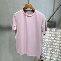 Orizzon - Crew-Neck Short-Sleeve T-Shirt