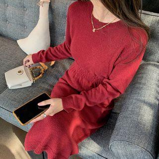 Lilad - Midi Knit Dress