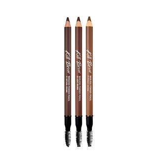 CLIO - Kill Brow Waxless Powder Pencel - 5 Colors