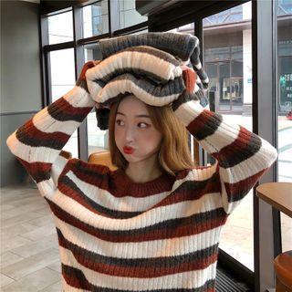 Fabricino - Striped Sweater