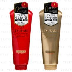 Shiseido - Tsubaki Premium Treatment 180g - 2 Types