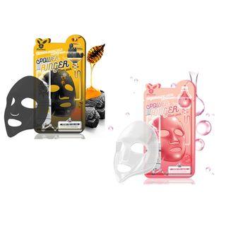 Elizavecca - Deep Power Ringer Mask Pack Set