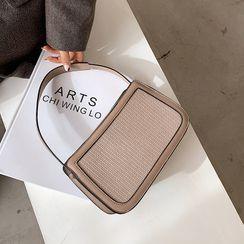 Cesky - Faux Leather Handbag