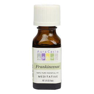 Aura Cacia - Essential Oil, 0.5 oz (Frankincense)