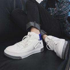 YERGO(ヤーゴ) - High-Top Platform Sneakers