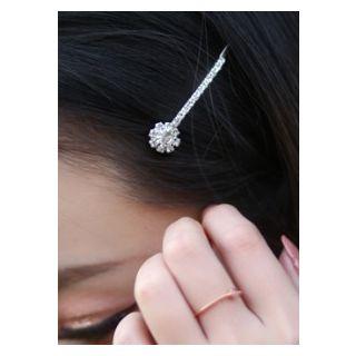 kitsch island - Rhinestone Hair Pin