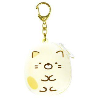 T'S Factory - Sumikko Gurashi Silicone Key Holder Cat