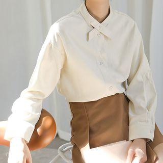 KIMOMIIN - Long-Sleeve Shirt