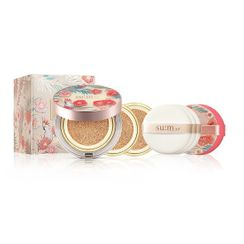 su:m37 - Secret Essence Cushion Set Tropical Art Edition