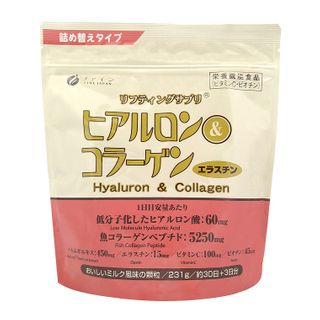 Fine Japan(ファインジャパン) - Hyaluron & Collagen Drink (Refill)