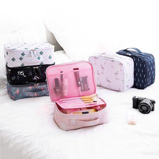 Evorest Bags - 印花護理用品收納包