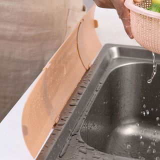 Popcorn(ポップコーン) - Sink Splash Guard