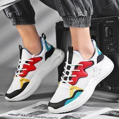 Auxen - Chunky Platform Sneakers