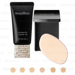 Shiseido - Maquillage Dramatic Liquid UV SPF 30 PA++ - 7 Types