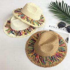 Pompabee - Straw Sun Hat