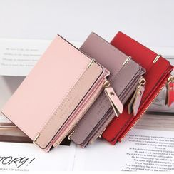 tablarosa - Faux Leather Wallet