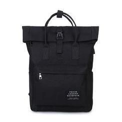Golden Kelly - Lettering Applique Backpack