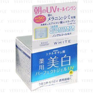 Kose - Moisture Mild White Perfect Gel UV