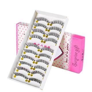 Magic Beauty - Eyelash #7X (10 pairs)