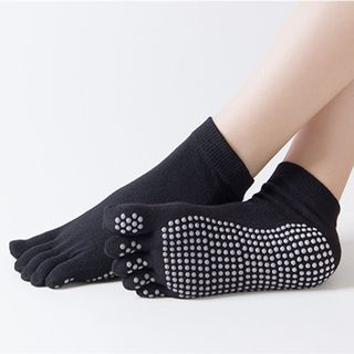 AUM - 全趾瑜伽防滑袜子
