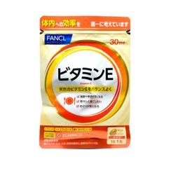 Fancl Health & Supplement - 天然混合維他命E膠囊