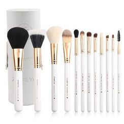 ZOREYA - Set of 12: Makeup Brushes