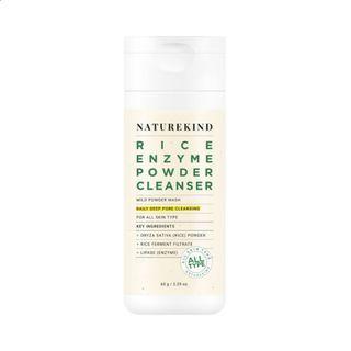 NATUREKIND - Rice Enzyme Powder Cleanser