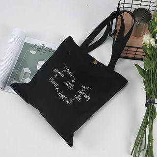 TangTangBags - 帆布印字購物包