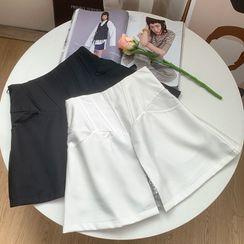 irroro - High-Waist Shorts