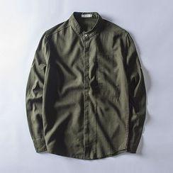 HARK - 純色襯衫