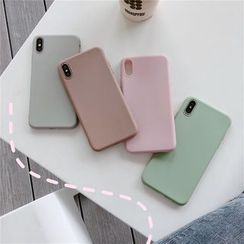 Phone in the Shell - Printd iPhone 6S / 6S Plus / 7 / 7 Plus / 8 / 8 Plus / X / XS / XR / XS MAX Case