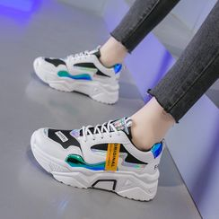 MARTUCCI - Color Block Sneakers