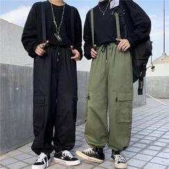 Porstina - Cargo Jumper Pants