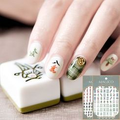 MAGICO - Mahjong Nail Art Stickers - 2 Types