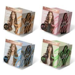 jenny house - Salon Code Glam Hair Color - 4 Colors