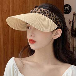 POWOW - Leopard Print Sun Hat