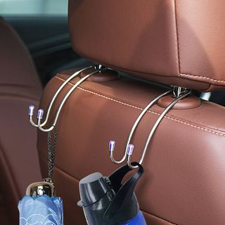 Home Simply - Set of 2: Car Seat Hooks