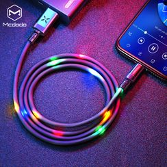Packov - USB Type C LED Phone Charging Cable