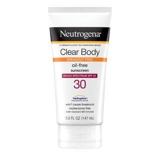 Neutrogena - Clear Body Spf#30 Lotion