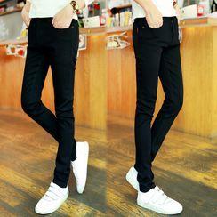 YAVER - 窄身牛仔褲