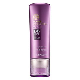 THE FACE SHOP - Power Perfection BB Cream SPF37 PA++ (#V103 Pure Beige) 40ml