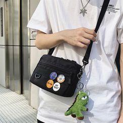SUNMAN(サンマン) - Badge Crossbody Bag