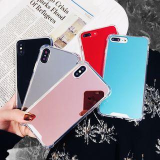 Mobby - Mirror Phone Case - iPhone 6 / 6 Plus / 7 / 7 Plus / 8 / 8 Plus / X