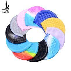 SANQI - 简约泳帽