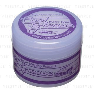 FINE COSMETICS - Cool Grease L Water Type Super Shaping Pomade Citrus Scent