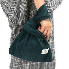 YUPIN - Corduroy Handbag