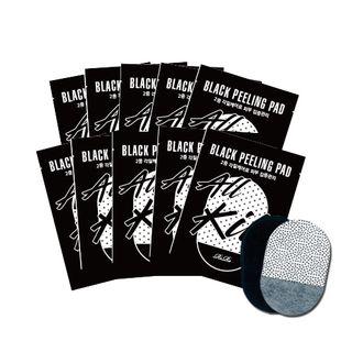 RiRe - All Kill Black Peeling Pad Set 5pcs