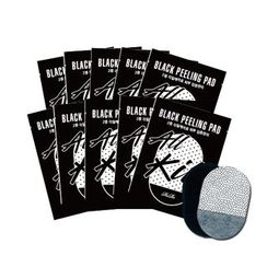 RiRe(リール) - All Kill Black Peeling Pad Set 5pcs