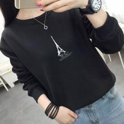 Manki - Printed Sweatshirt
